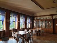 Zaal 2de etage Hotel Zum Schwan, Nachterstedt