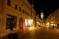 Wittenberg by night