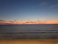 Zonsondergang Atlantische Oceaan