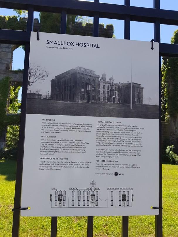 Functie van het oude ziekenhuis