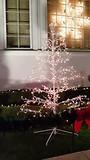 Kerst versieringen in Dyker Heights Brooklyn