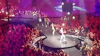 Justin Timberlake in MSG