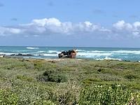 Wrak op Cape Agulhas