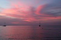 Sunset Lovina