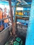 Boot terug naar vasteland Jaffna