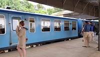 Andere trein