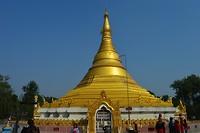 Myanmar gouden tempel