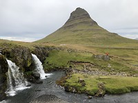 """De"""" bijzondere"""" Kirkjufell berg"""