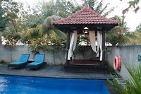 Ons privé zwembad 😊