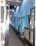 Slaapplaatsen in de trein