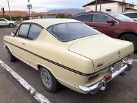 Opel Kadett L Kiemen Coupe Rallye 1967