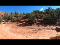 Sedona Courthouse Butte Loop Trail