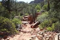 Sedona, hiline trail