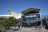 Voormalig Monte Carlo, nu Park MGM