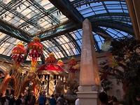 Bellagio Conservatory in herfststijl