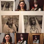 Historische foto's van Joodse bruiden, Joods Historisch Museum, Parijs