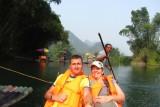 varen op de yulong river