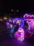 Flashy fietstaxi's