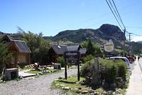 El Chalten dorpszicht