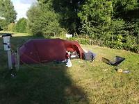 De tent