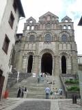 de Kathedraal van Le Puy en Velay