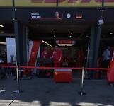 De stal van Ferrari