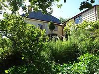 Achterzijde Nairnstreet cottage
