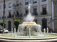 Prachtige fontein