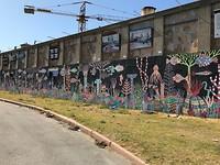 Muurschilderingen Montevideo