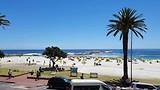 1 van de mooie stranden bij Kaapstad