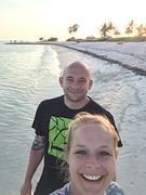Samen genieten op Sombrero Beach