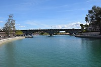 Lake havasu met de London Bridge