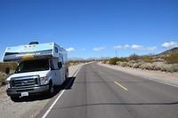 Onderweg naar Tucson.