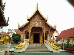 Verscholen tempel
