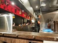 Eten aan de bar