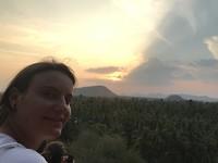 Battambang sunset