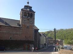 De abdij van Leffe in Dinant