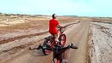 Marende op e bike