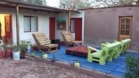 Plaats om te relaxen bij onze Bed & Breakfast in San Pedro de Atacama.
