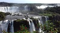 Braziliaanse kant. Iguazu cataratas