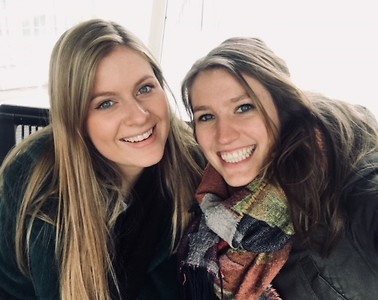 Rosanne en Janneke