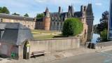 Het kasteel in Maintenon