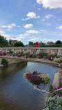 Loopbrug in Vendome