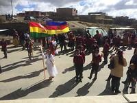 Feestdag in Bolivia 🇧🇴