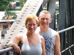 Janine en Henry