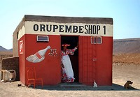 Namibia_Orupembe_Shop_1_with_Herero_woman