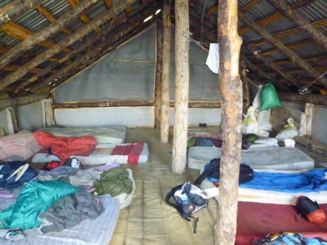 Slapen in de berghut foto janneke vissers s reisblog - Berghut foto ...