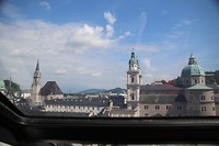 Salzburg, burcht
