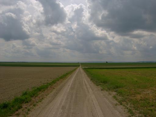 Eindeloze weg naar Reims