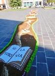 Zand tapijt